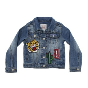 Levi's Personalized Denim Jacket Patches