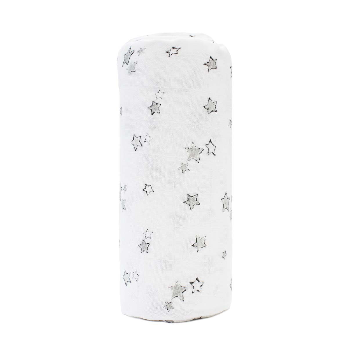 HART + LAND Organic Swaddle in Galaxy Stars Print