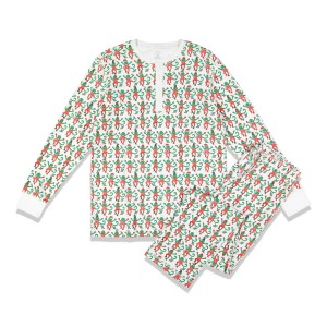 Roberta Roller Rabbit Holiday Monkey Mas Mens PJ Set