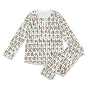 Roberta Roller Rabbit Holiday Monkey Mas Womens PJ Set