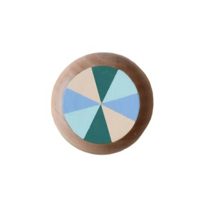 Tangerine Toys Wooden Yoyo in Teal