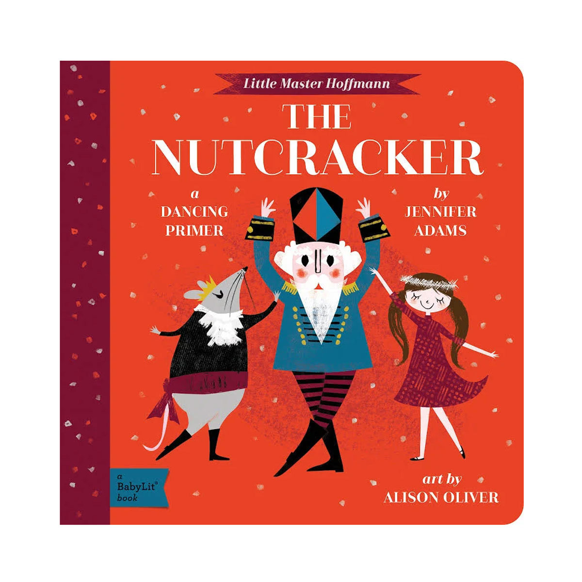 Tiny Bee Gift The Nutcracker Book
