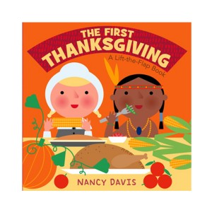Tiny Bee Gift The First Thanksgiving Book