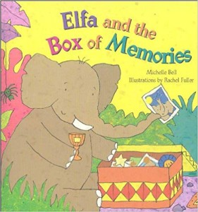 Elfa and the Box of Memories book