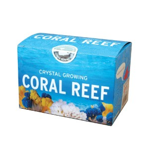 Copernicus Crystal Growing Kit in Coral Reef