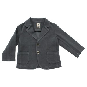 Nupkeet Riccardo Blazer in Dark Grey
