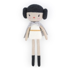 Lauvely Plush Space Princess Doll