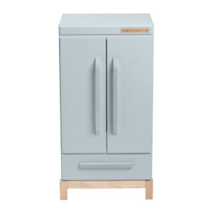 Milton & Goose Wooden Play Fridge in Grey