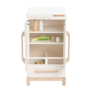 Milton & Goose Wooden Play Fridge in White