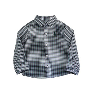 Molly & Frankie Percy Shirt in Cedar