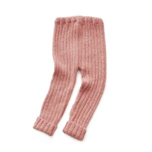 Oeuf Wool Everyday Pant in Rose