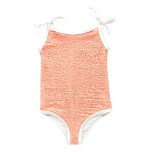Zulu & Zephyr One Piece Swimsuit in Rust