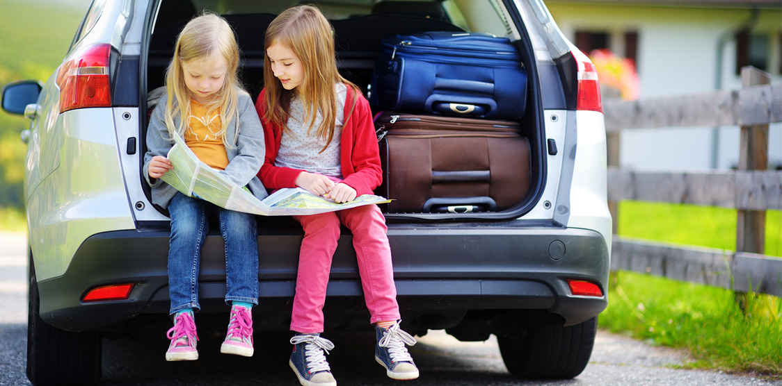 Kids road trip tips