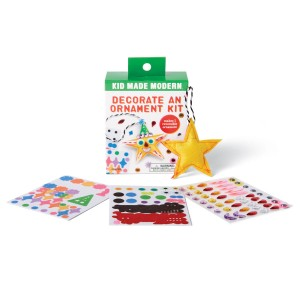 Kid Made Modern Felt Ornament Craft Kit in Star