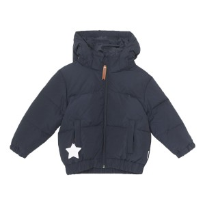 MiniATure Saxo Jacket in Sky Captain Blue