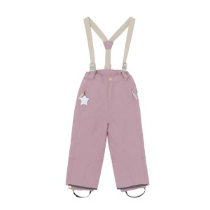MiniATure Wilas Winter Pants in Violet Ice