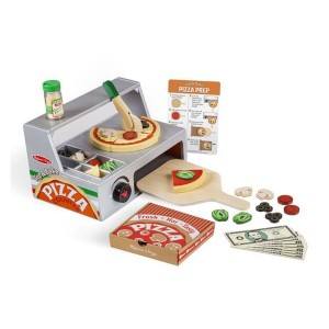Melissa & Doug Top Bake Pizza Counter Toy
