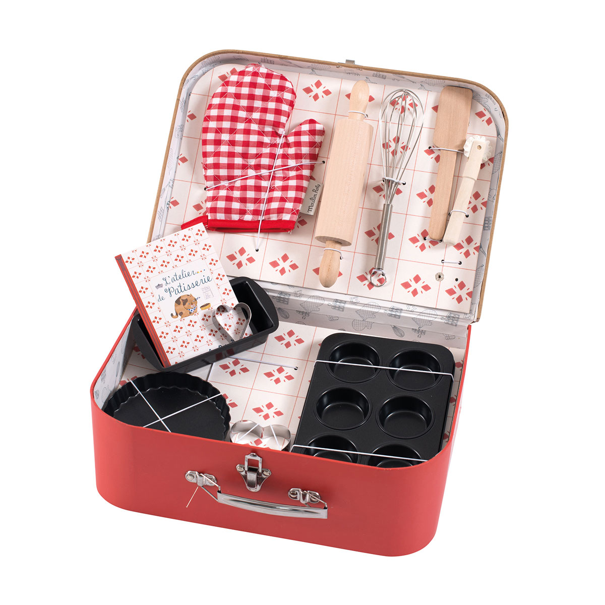 Moulin Roty L'Atelier de Patisserie Baking Set