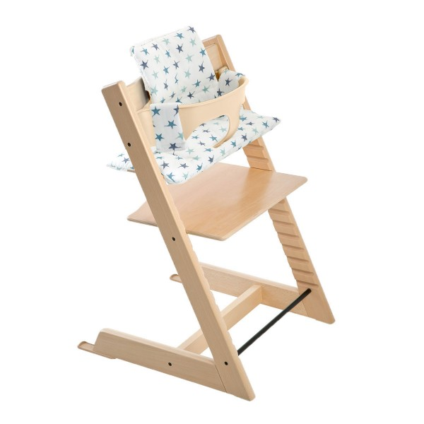 Stokke Natural Tripp Trapp Highchair
