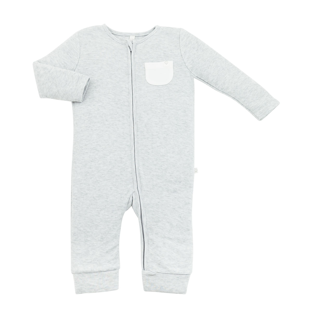 30/% Organic Cotton /& 70/% Bamboo MORI Zip-Up Sleepsuit available from newborn up to 2 years 18-24 Months, Stardust