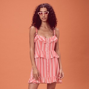 For Love & Lemons Tahiti Dress