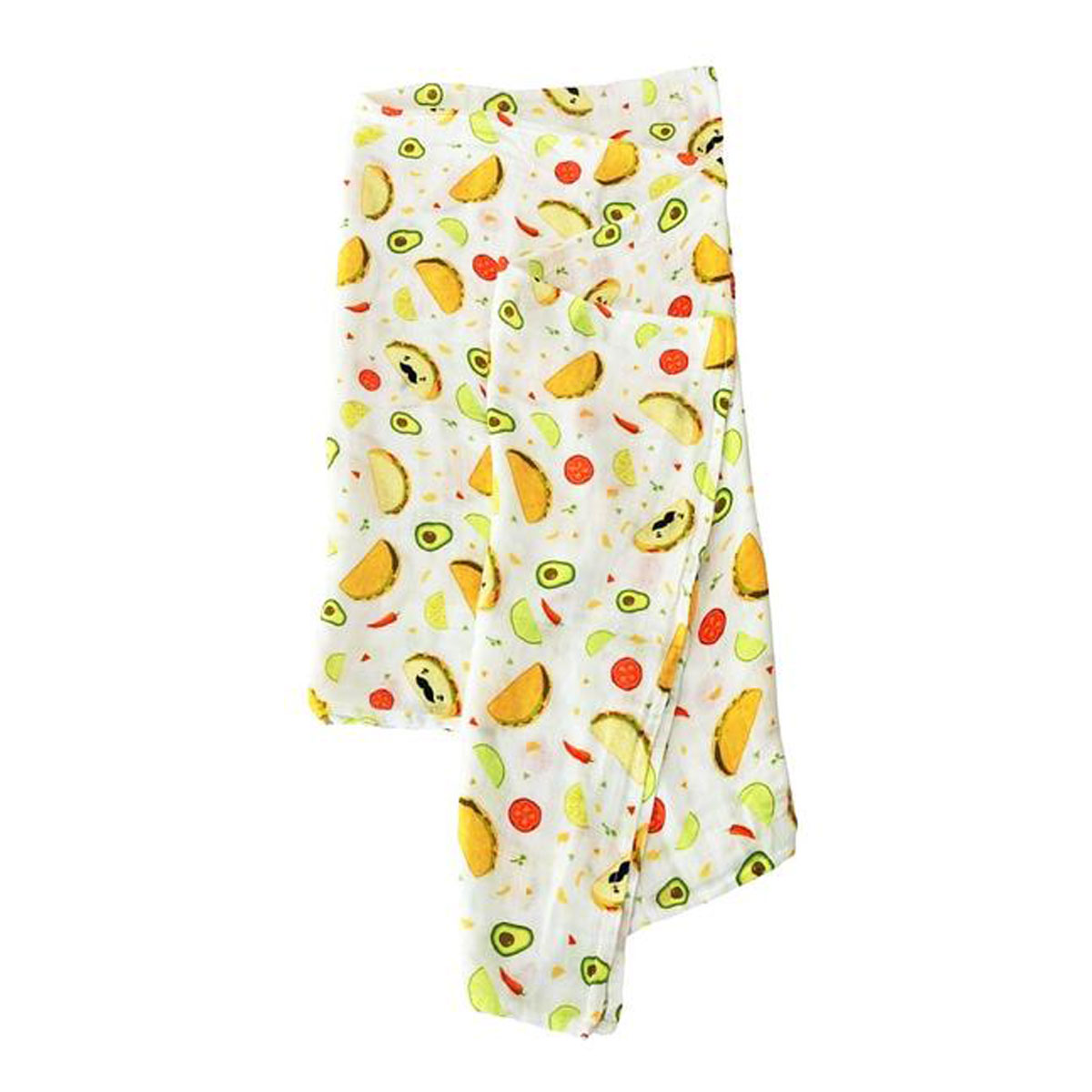 Loulou Lollipop Swaddle in Tacos