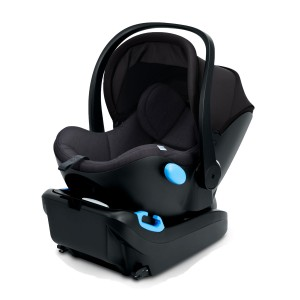 Clek Liing Infant Car Seat in Slate
