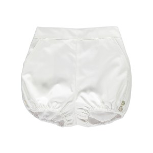 Amaia Humble Bloomer in White