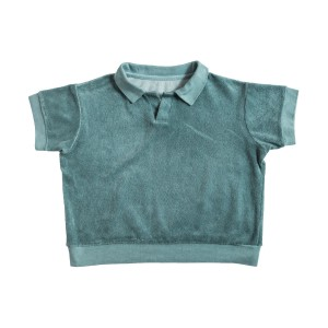 We Are Kids Leonard Polo in Baby Blue