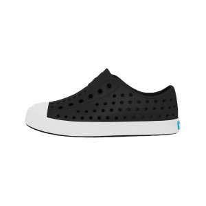 Native Shoes Kids Jefferson Sneaker Jiffy BLack