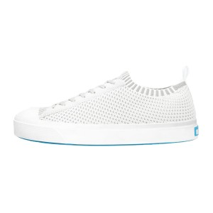 Native Shoes Women's Jefferson 2.0 in White/white shell