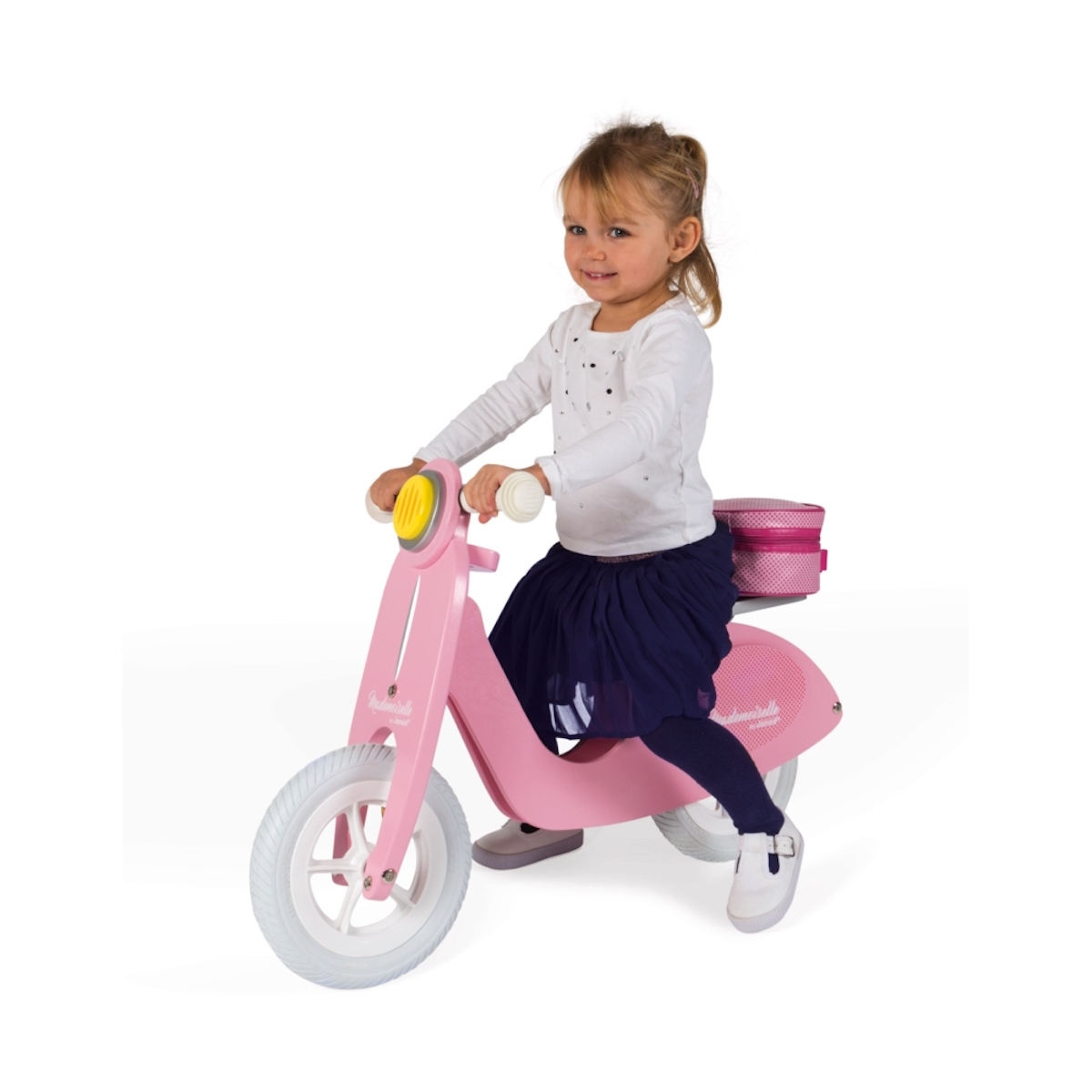 Janod Toys eco friendly scooter