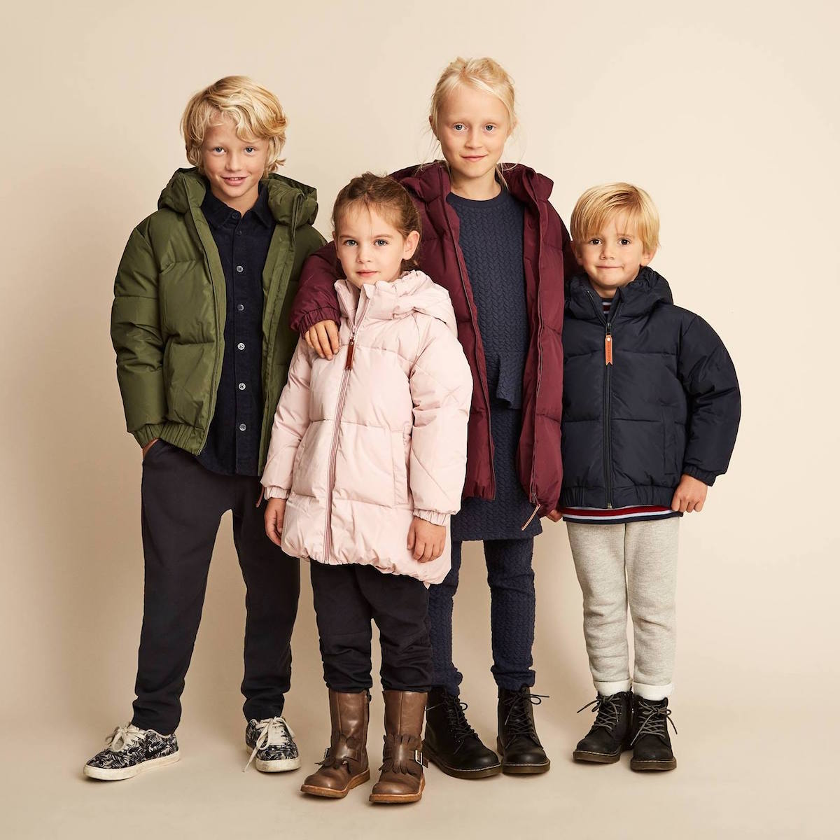 Mini A Ture Kids Outerwear