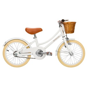 Banwood Classic Bike with Pedal in White