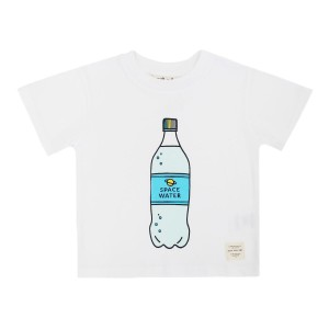 Soft Gallery Asger T-Shirt in Waterbottle Print
