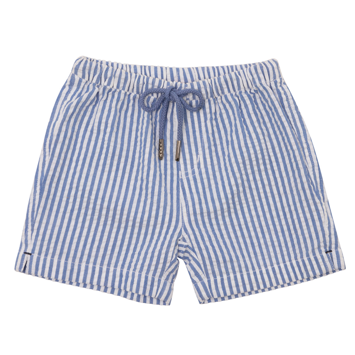 Sunuva SS19 Swimshort Blue White Stripe