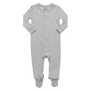 Hart + Land Footed Bodysuit