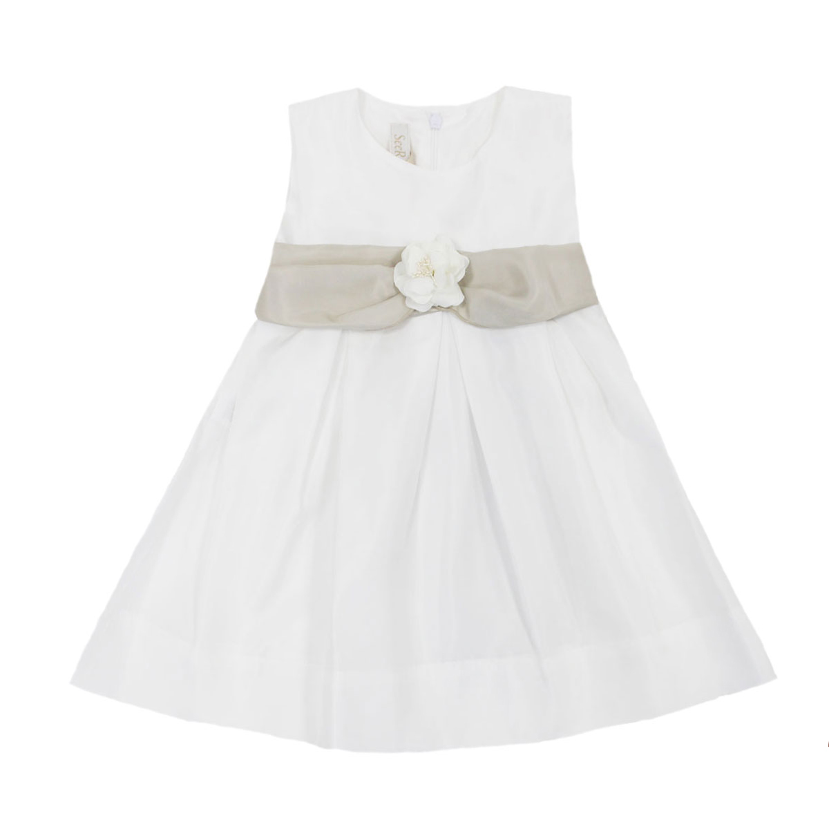 Seerose Emma Special Occasion Dress in White