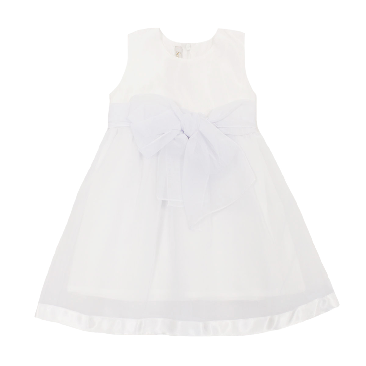 Seerose Tatiana Special Occasion Dress in White