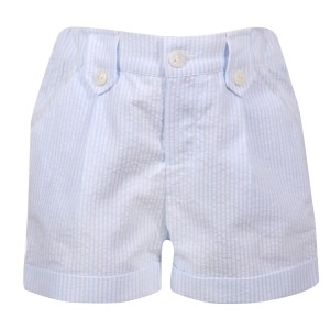 Patachou Blue and white shorts