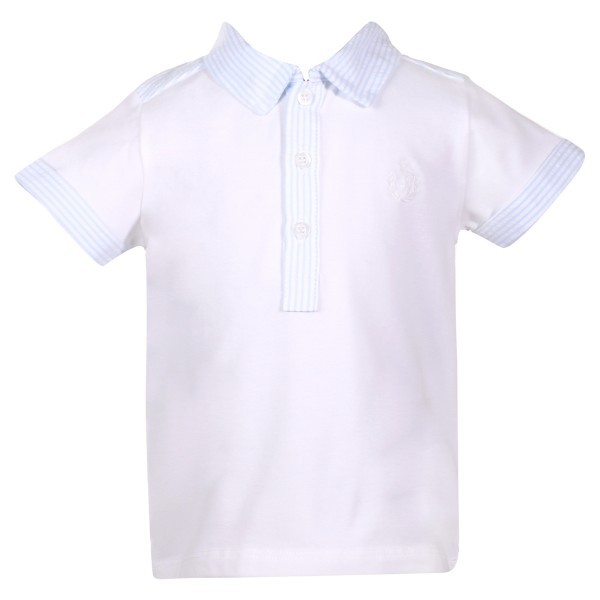 PatachouSS19ShirtPoloSkyBlue2