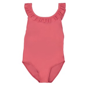 Canopea One Piece Alba Swimsuit in Fragola Raspberry
