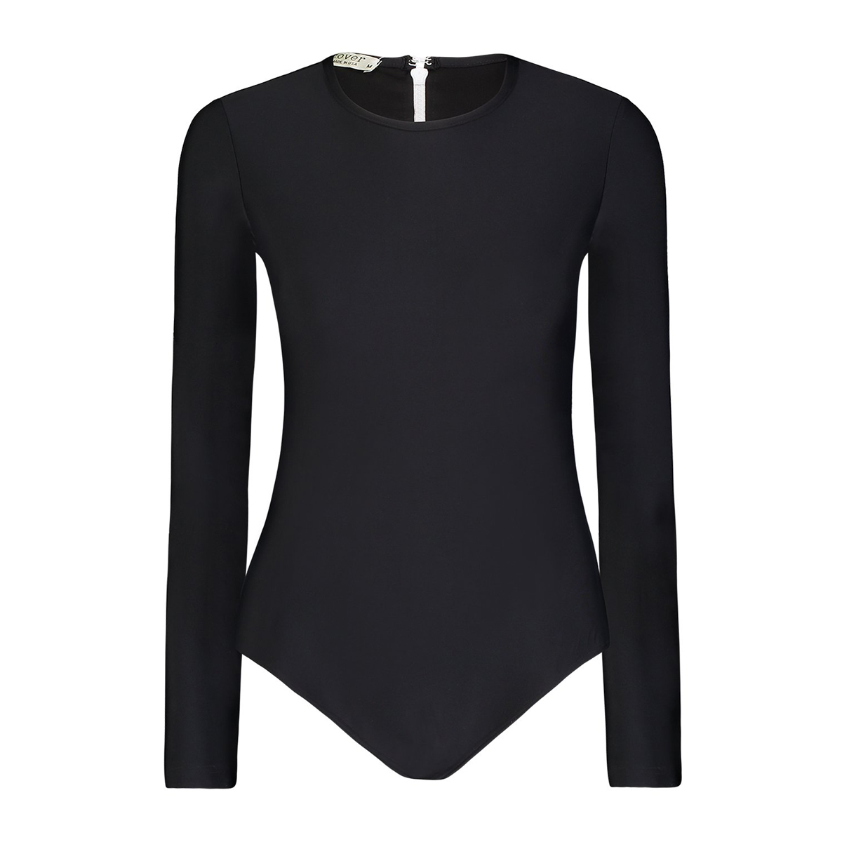 Cover Swim Women's Long Sleeve Swimsuit in Black