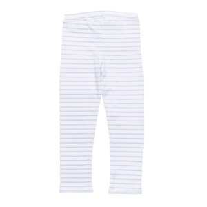 Hart + Land Legging in Zen Blue Stripe