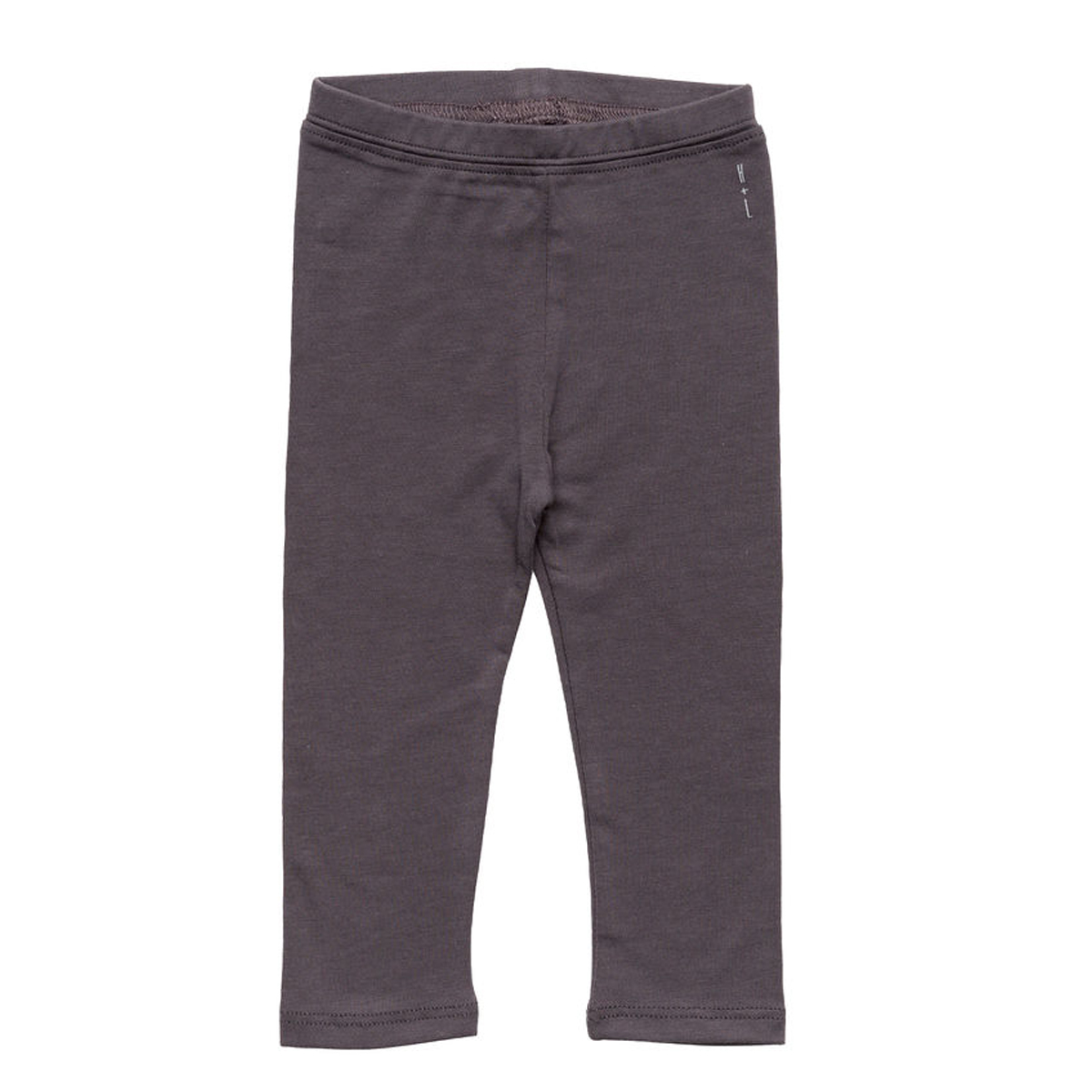 Hart + Land Legging in Dark Grey