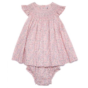 Question Everything SS19 Dress Baby Cory in Pink/Purple