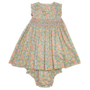 Question Everything SS19 Dress Baby Winnie in Pink/Blue