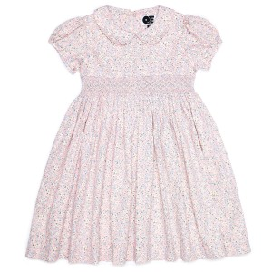 Question Everything SS19 Dress Ellie in Light Pink