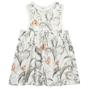 Rylee+Cru SS19 Layla Dress Tropical