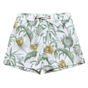Rylee+Cru SS19 Swim Trunk Tropical
